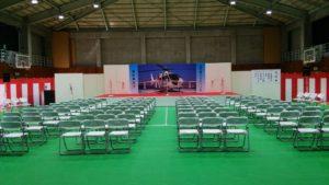 2.鳥取県ドクターヘリ運航開始式